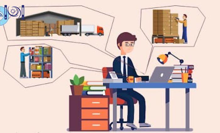 موجودی مواد و کالا | حسابداری انبار
