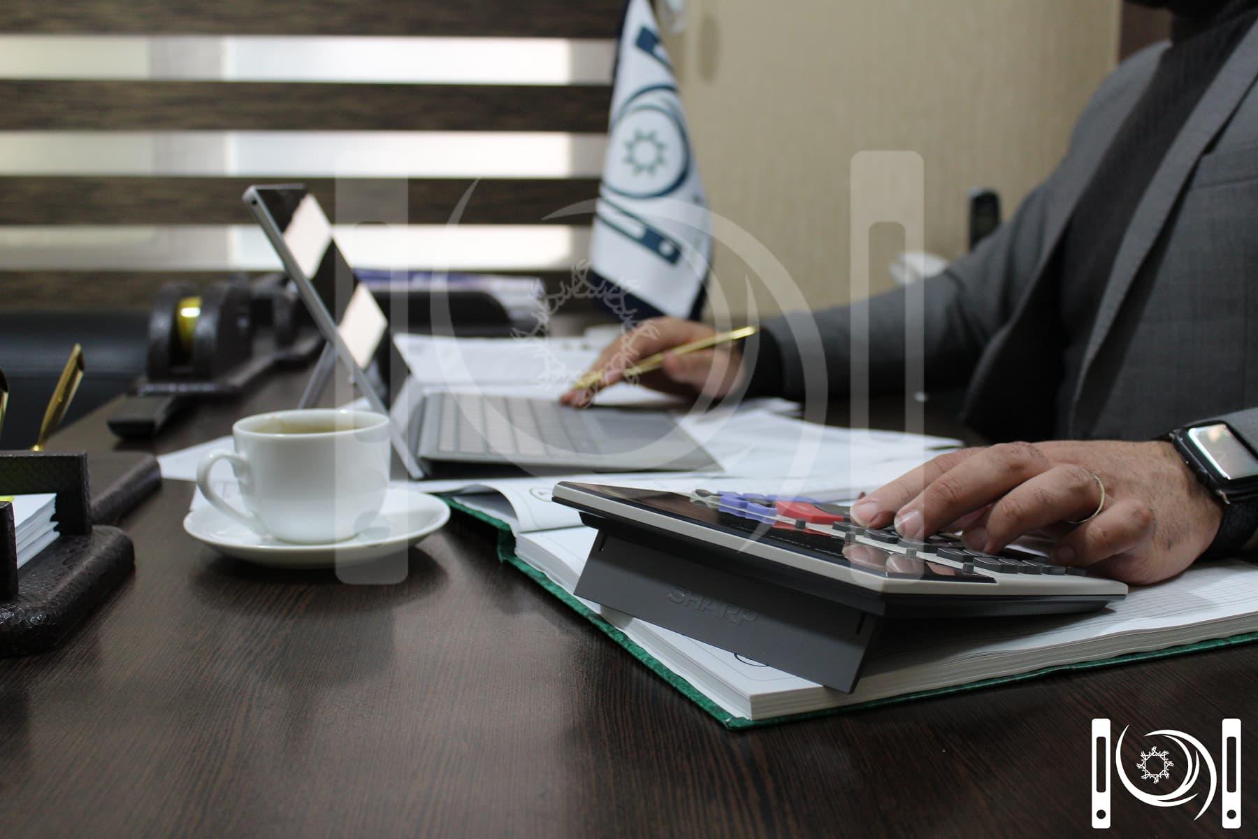 تصویر شرکت حسابداری
