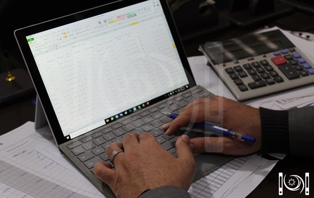 اکسل یا نرم افزار حسابداری