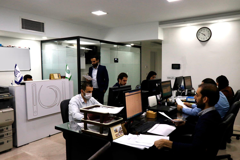 دفتر شرکت حسابداری ایلیا حساب