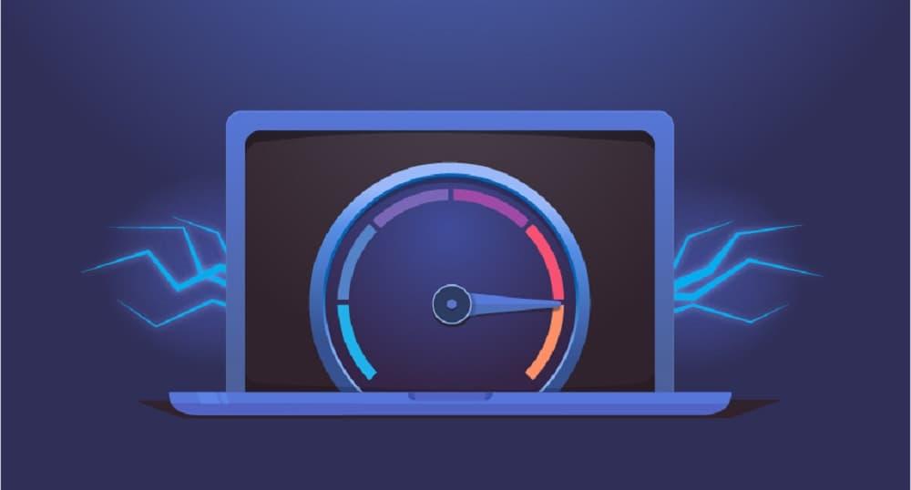 سرعت نرم افزار حسابداری